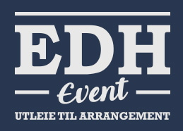 EDH Event - Utleie til arrangement